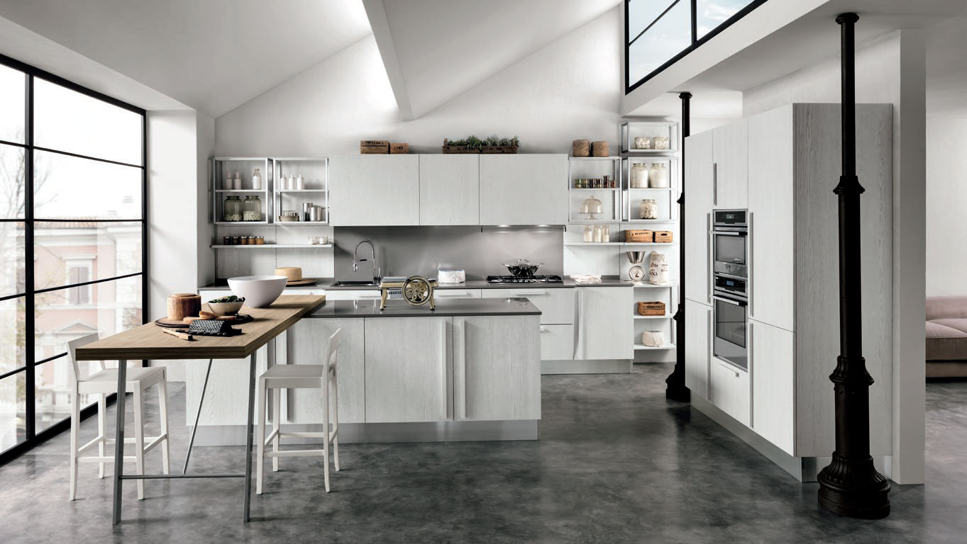 nuovimondicucine cucine moderne componibili stile industrial vintage etno