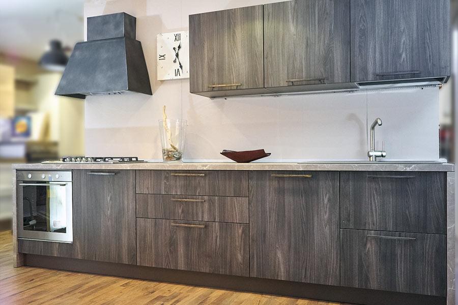 cucina essenza legno