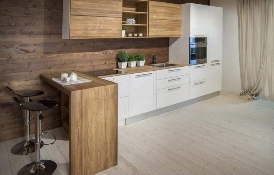 nuovimondicucine cucine moderne componibili stile industrial vintage ...
