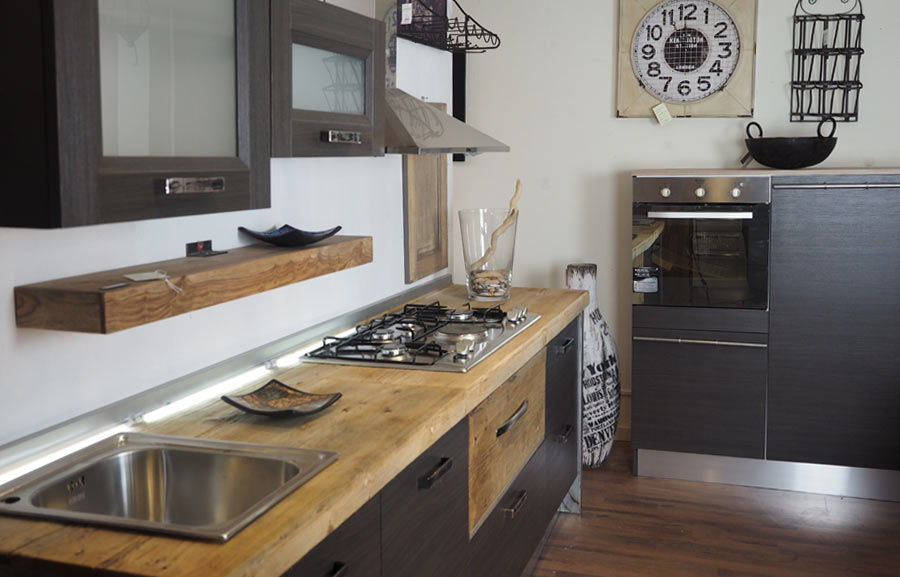 cucina industrial torino