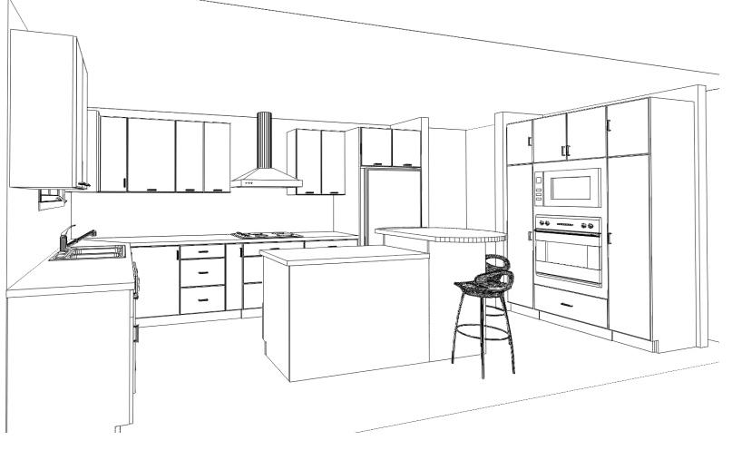 Beautiful Progettazione Cucine Moderne Disegni