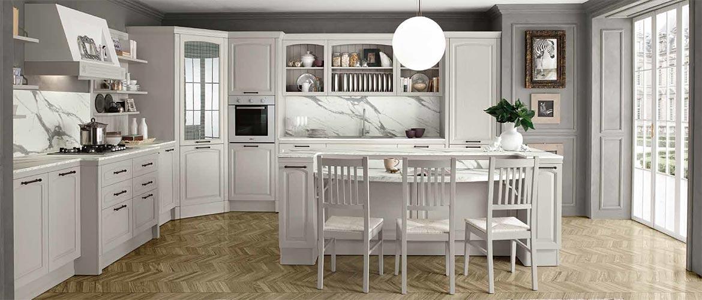 cucina colombini mida bianca