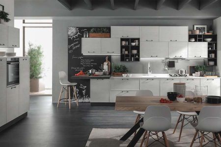 nuovimondicucine cucine moderne componibili stile industrial ...