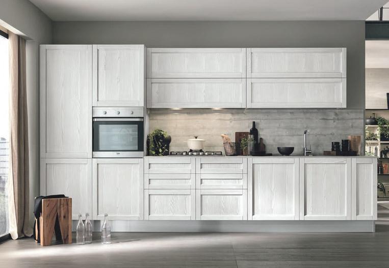Immagini Cucine Moderne Bianche.Cucine Bianche Moderne Idee E Proposte Per Arredare La Cucina