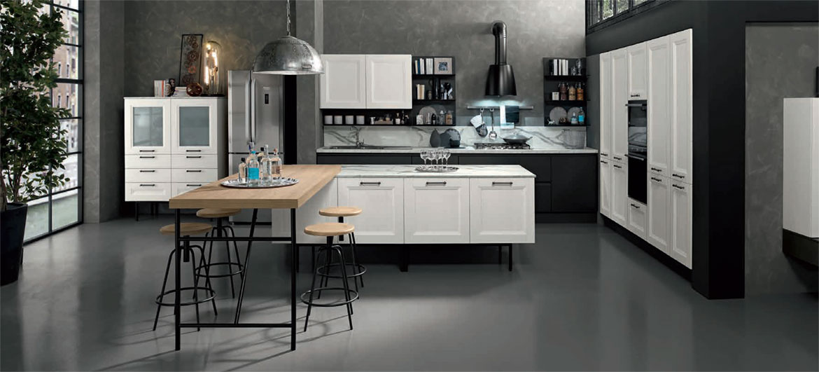 open space cucina