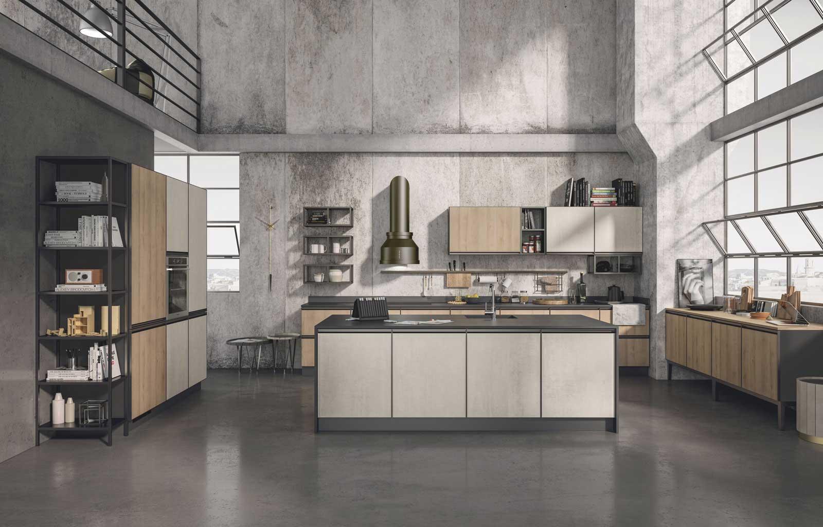 cucina urban moderna