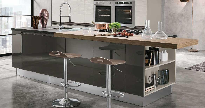 cucine di design con isola