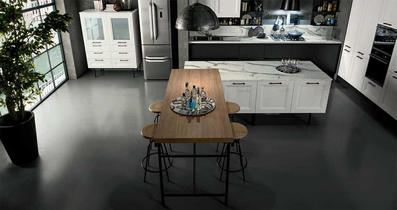 cucine moderne con isola di design