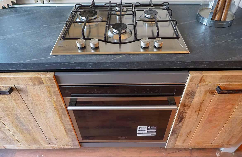 cucine rustiche in legno naturale